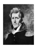 Andrew Jackson, Seventh President of the United States Giclee Print by Samuel Lovett Waldo