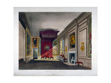 Interior View of St James's Palace, Westminster, London, 1816 Giclee Print by Thomas Sutherland