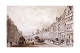 Holborn, London, C1830 Giclee Print by Thomas Hosmer Shepherd