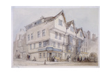 Bevis Marks, London, 1854 Giclee Print by Thomas Colman Dibdin