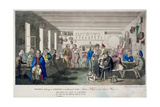 Proteus Taking a Benefit According to Law, 1825 Giclee Print by Theodore Lane