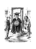 A Bad Example, 1878 Giclee Print by  Swain