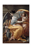 Wealth, 1640 Giclee Print by Simon Vouet