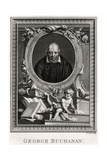 George Buchanan, 1776 Giclee Print by T Cook