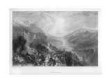 Heidelberg, 19th Century Giclee Print by TA Prior