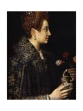 Female Portrait, C1550-1620 Giclee Print by Sofonisba Anguissola