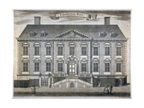 Fishmongers' Hall, City of London, C1750 Giclee Print by Sutton Nicholls