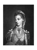 Charlotte, Queen Consort of King George III of Great Britain Giclee Print by Thomas Frye
