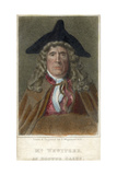 Mr Wewitzer as Doctor Caius, 1819 Giclee Print by Thomas Charles Wageman