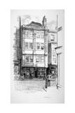Aldgate, London, 1897 Giclee Print by Thomas Robert Way
