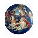 Madonna of the Magnificat, 1482 Wydruk giclee autor Sandro Botticelli