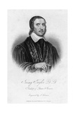 Jeremy Taylor (1613-166), English Clergyman, 19th Century Giclee Print by Samuel Freeman