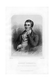 Robert Tannahill, Scottish Poet, 1870 Giclee Print by Samuel Freeman