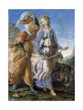 Sandro Botticelli - The Return of Judith, 1467 Digitálně vytištěná reprodukce