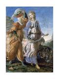 The Return of Judith, 1467 Giclée-Druck von Sandro Botticelli