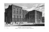 Ward's House, Hackney, London, 1805 Giclee Print by Samuel Rawle
