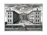The Admiralty, Whitehall, Westminster, London, 1731 Giclee Print by Thomas Bowles
