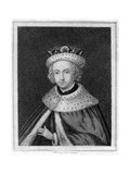 King Edward V of England, (1470-148) Giclee Print by S Harding