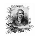 Sir Joseph Banks, English Naturalist and Botanist Giclee Print by W Macleod