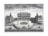 Buckingham House, Westminster, London, 1754 Giclee Print by Sutton Nicholls