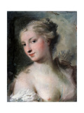 Diana, after 1746 Giclee Print by Rosalba Giovanna Carriera