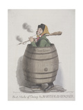 Best Mode of Going to Bartholomew Fair, C1825 Giclee Print by Theodore Lane