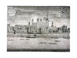Tower of London, C1750 Giclee Print by Sutton Nicholls