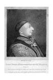 John of Lancaster, 1st Duke of Bedford Giclee Print by S Harding