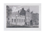 St Paul's School, London, 1814 Giclee Print by Samuel Owen