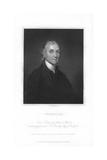 Joseph Priestley, English Chemist and Presbyterian Minister Giclee Print by W Holl