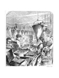 Munitions Factory, Bridgeport, Connecticut, C1870S Giclee Print by Theodore R Davis