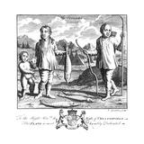 The Ostiacks, 19th Century Giclee Print by T Spendelone