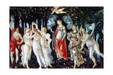 Primavera, C1478 Giclee Print by Sandro Botticelli