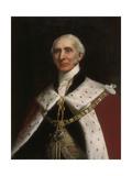 Sir David Salomans, C1856 Giclee Print by Solomon Alexander Hart