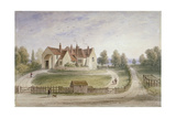 The Lord Mayor's Banqueting House, Westminster, London, C1830 Giclee Print by Thomas Hosmer Shepherd