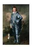Master Buthall, (The Blue Bo), C1770 Giclee Print by Thomas Gainsborough
