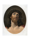 Christ Crowned with Thorns, 19th Century Giclee Print by William Dickes