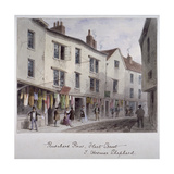 Probably a View of Holywell Street, Westminster, London, C1850 Giclee Print by Thomas Hosmer Shepherd