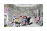 Doctor Syntax with My Lord, Early 19th Century Giclee Print by Thomas Rowlandson