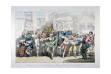 The Prospect before Us, 1791 Giclee Print by Thomas Rowlandson