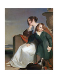 Mother and Son, 1840 Giclee Print by Thomas Sully