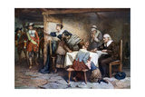 The Covenanters, 1926 Giclee Print by William Harris Weatherhead