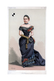 The Princess Royal, 1884 Giclee Print by Vincent Brooks