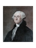 George Washington, First President of the United States, C1798 Giclee Print by William Nutter