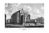 Drury Lane Theatre, Westminster, London, 19th Century Giclee Print by William Johnstone White