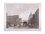 General Post Office, London, 1852 Giclee Print by Thomas Picken
