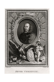 Peter Corneille, 1774 Giclee Print by W Walker