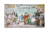 The Inside of a Newly Reformed Workhouse with All Abuses Removed, 1813 Giclee Print by Timothy Teas