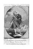 Mr Holman in Faulconbridge, 1786 Giclee Print by  Thornthwaite
