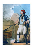 Cook, 1799 Giclee Print by Thomas Rowlandson